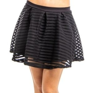 Dresses & Skirts - Cute Little Black Skirt